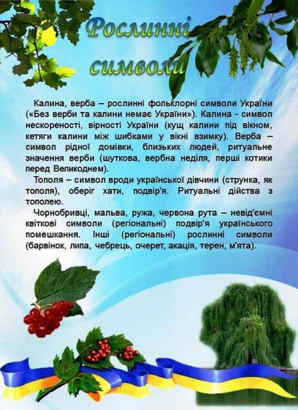 вислови про українську символіку ведется основе